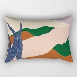 Intangible Land II Rectangular Pillow