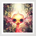 Moonbeams and Coral by mylittlecreatures