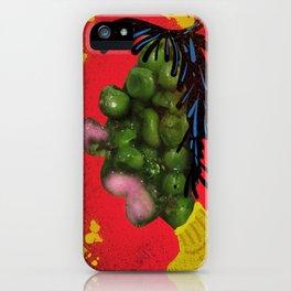 pea brain iPhone Case