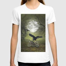 In the dark side T-shirt