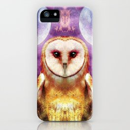 She shines all over the world iPhone Case