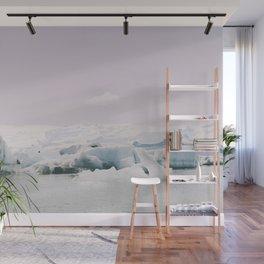 Icebergs XI Wall Mural