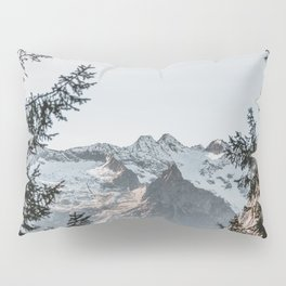 Natural Framing | Nature and Landscape Photography Pillow Sham
