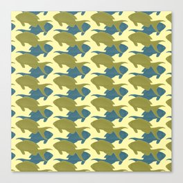 Fish 5 Canvas Print