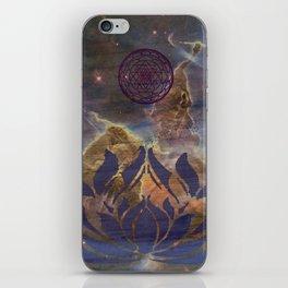 Sri Carina iPhone Skin