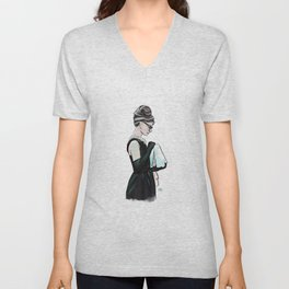 Holly Golightly (1961) Unisex V-Neck