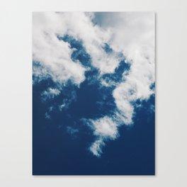 Clouds Canvas Print