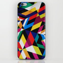 Colors and Design iPhone Skin