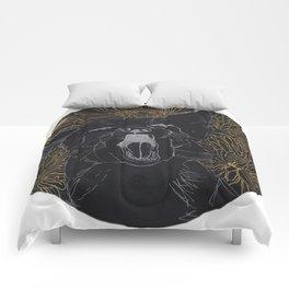 silver fox Comforters