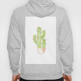 cactus christmas tree Hoody