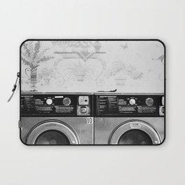 Vintage Laundromat Laptop Sleeve