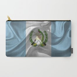 Guatemala Flag Carry-All Pouch