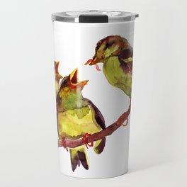 Sparrows kids and mum Travel Mug