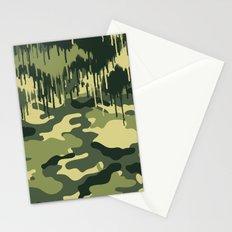 CAMOUFLAGE V Stationery Cards