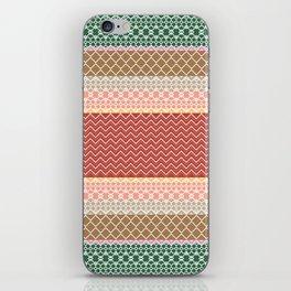 Powerful Patterns iPhone Skin