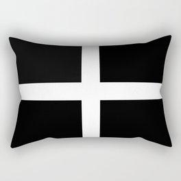 The Flag Of Cornwall Rectangular Pillow