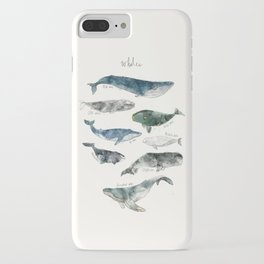Whales iPhone Case