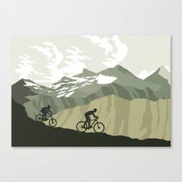 Trail Club III Canvas Print