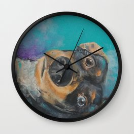 Lolli 2 Wall Clock