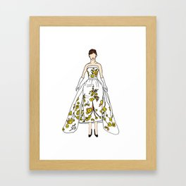 Audrey 12 Framed Art Print