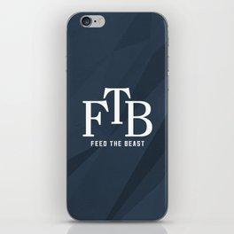 FTB Logo iPhone Skin