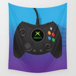 Xbox Controller Wall Tapestry