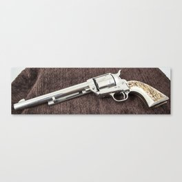 Guns Of The Old West - Colt .45, #6 Canvas Print