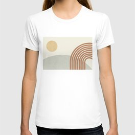 Sunny Hill - landscape T-shirt