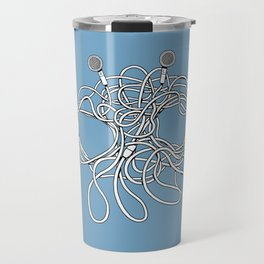 His Wiry Appendage Travel Mug