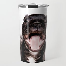 It's a Ruff life being a Puppy! Travel Mug
