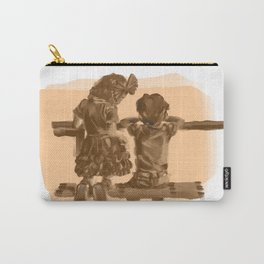 Childhood Friendships Carry-All Pouch