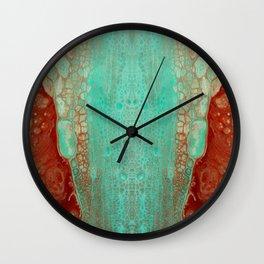 Aligator Wall Clock