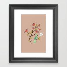 J'aime Société Six  -   S6 tee Framed Art Print