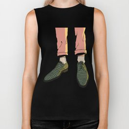 Wear those gators Biker Tank