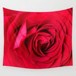 Red Rose Close-up #decor #society6 #buyart Wall Tapestry