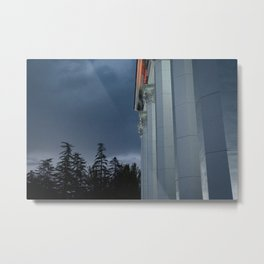 Colossal Metal Print