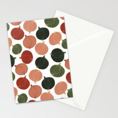 know your onions Stationery Cards