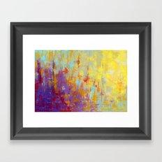 Delta Blues I Framed Art Print