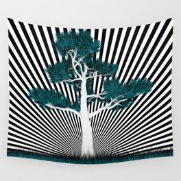 Bonsai Wall Tapestry