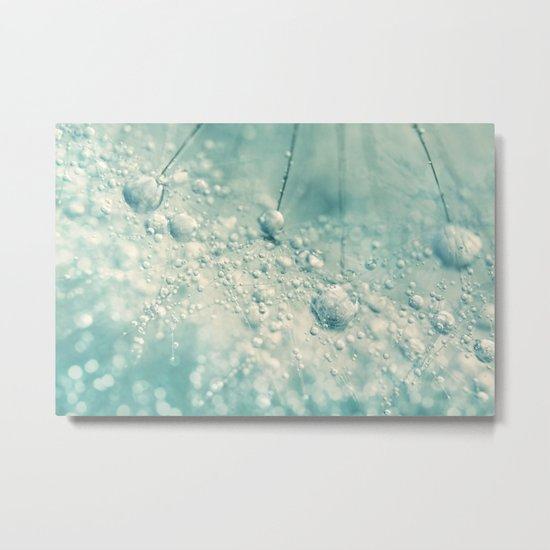 Dandy Rain Metal Print