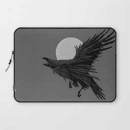 Crow & Moon Laptop Sleeve