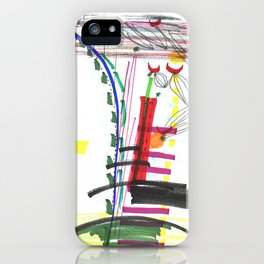 Grand Piano Music iPhone Case