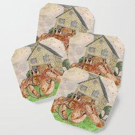 Hermit Apocalypse Coaster