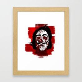 Salvador POSTportrait Framed Art Print