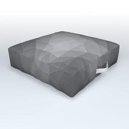Crystalline Cat Outdoor Floor Cushion