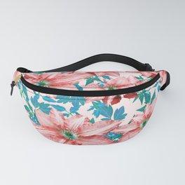 Myra #floral #pattern #digitalart Fanny Pack