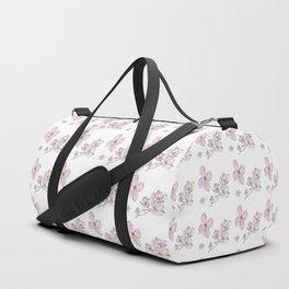 Dogwood Pattern Duffle Bag