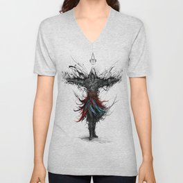 assassins creed Unisex V-Neck