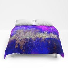 Galaxy Skyline Comforters