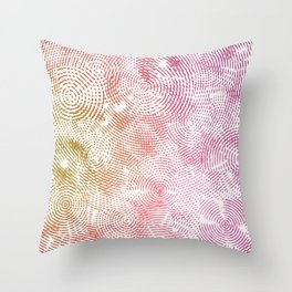 Rolling into You Throw Pillow